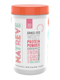 Whey Protein Powder, Unflavored / Unsweetened - 23.8 oz (675 Grams)