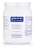 WheyBasics Powder, Natural Vanilla Bean Flavor - 16.8 oz (475.2 Grams)