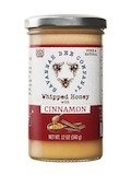 Whipped Honey with Cinnamon - 12 oz (340 Grams)