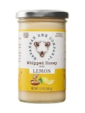 Whipped Honey with Lemon - 12 oz (340 Grams)