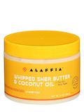 Whipped Shea Butter & Coconut Oil, Unscented - 4 oz (114 Grams)