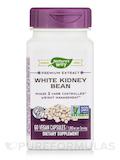 White Kidney Bean Extract 60 Vegetarian Capsules