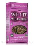 Raw White Mulberries 8 oz