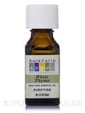 White Thyme Essential Oil (thymus vulgaris) - 0.5 fl. oz