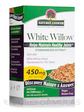 White Willow Bark Standardized - 60 Vegetarian Capsules