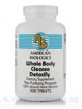 Whole Body Cleanse Detoxify 300 Tablets