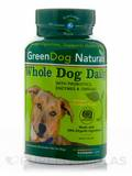 Whole Dog Daily® Chewable 60 Tablets