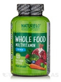 Whole Food Multivitamin for Men - 120 Vegetarian Capsules