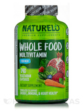 Whole Food Multivitamin for Men - 240 Vegetarian Capsules