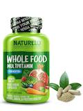 Whole Food Multivitamin for Men 50+ - 120 Vegetarian Capsules