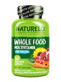 Whole Food Multivitamin for Teen Guys - 60 Vegetarian Capsules