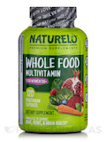 Whole Food Multivitamin for Women 50+ - 120 Vegetarian Capsules