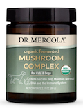 Organic Mushroom Complex for Cats & Dogs - 2.1 oz (60 Grams)