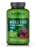Whole Food Vitamin Gummies for Adults, Berry Flavor - 120 Gummies