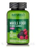 Whole Food Vitamin Gummies for Kids, Berry Flavor - 90 Gummies