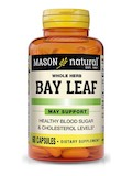 Whole Herbs Bay Leaf - 60 Capsules