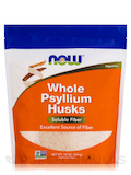 Whole Psyllium Husks - 16 oz (454 Grams)