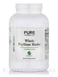 Whole Psyllium Husks - 12 oz (340 Grams)