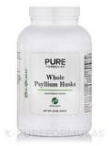 Whole Psyllium Husks - 12 oz (340 Grams)