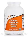 Whole Psyllium Husks 12 oz