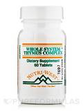 Whole System Thymus Complex - 60 Tablets