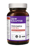 Wholemega Whole Fish Oil 1000 mg 120 Softgels