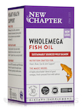 Wholemega® Whole Fish Oil 1000 mg - 30 Softgels