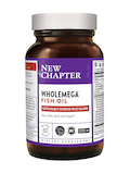 Wholemega Whole Fish Oil 1000 mg 60 Softgels