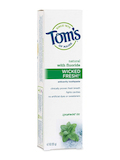 Wicked Fresh Anticavity Toothpaste, Spearmint Ice (With Flouride) - 4.7 oz (133 Grams)