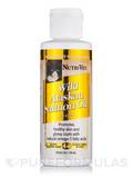 Wild Alaskan Salmon Oil for Cats - 4 oz (118 ml)