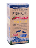 Wild Alaskan Fish Oil - Beginner's DHA For Kids, Natural Strawberry Watermelon Flavor - 4.23 fl. oz