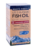 Wild Alaskan Fish Oil Cholesterol Support 800 mg 90 Softgels