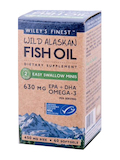 Wild Alaskan Fish Oil Easy Swallow Minis 450 mg - 60 Softgels