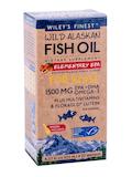 Wild Alaskan Fish Oil - Elementary EPA For Kids, Natural Mango Peach Flavor - 4.23 fl. oz (125 mg)