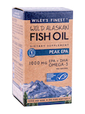 Wild Alaskan Fish Oil Peak EPA 1250 mg 30 Softgels