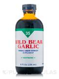Wild Bear Garlic 8 oz (236 ml)