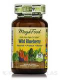 Wild Blueberry - 90 Tablets
