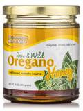 Raw & Wild Oregano Honey - 10 oz (283 Grams)