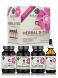 Wild Rose Herbal D-Toxic Kit - 12 Days