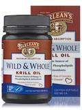 Wild & Whole Krill Oil - 120 Softgels