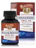Wild & Whole Krill Oil 60 Softgels