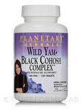 Wild Yam Black Cohosh Complex 740 mg 120 Tablets