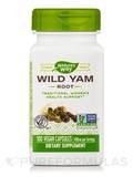 Wild Yam Root 425 mg 100 Capsules