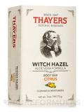 Witch Hazel Aloe Vera Body Bar, Citrus - 5 oz (141.75 Grams)