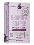 Witch Hazel Bar Soap - 4.25 oz (120 Grams)