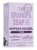Witch Hazel Bar Soap - 4.25 oz (120 Grams)
