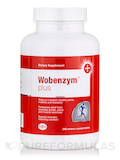 Wobenzym® plus 240 Enteric-Coated Tablets