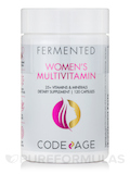 Woman's Fermented Multivitamin - 120 Capsules