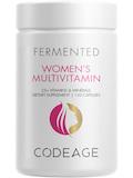 Woman's Fermented Multivitamin - 120 Capsules