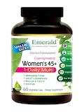 Women's 45+ 1-Daily Multi - 60 Vegetable Capsules